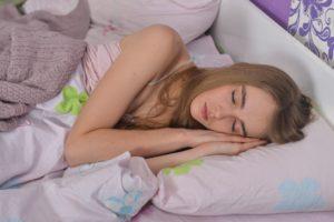 快眠するブロガー